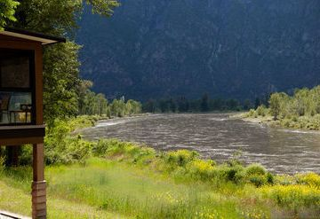The Similkameen River