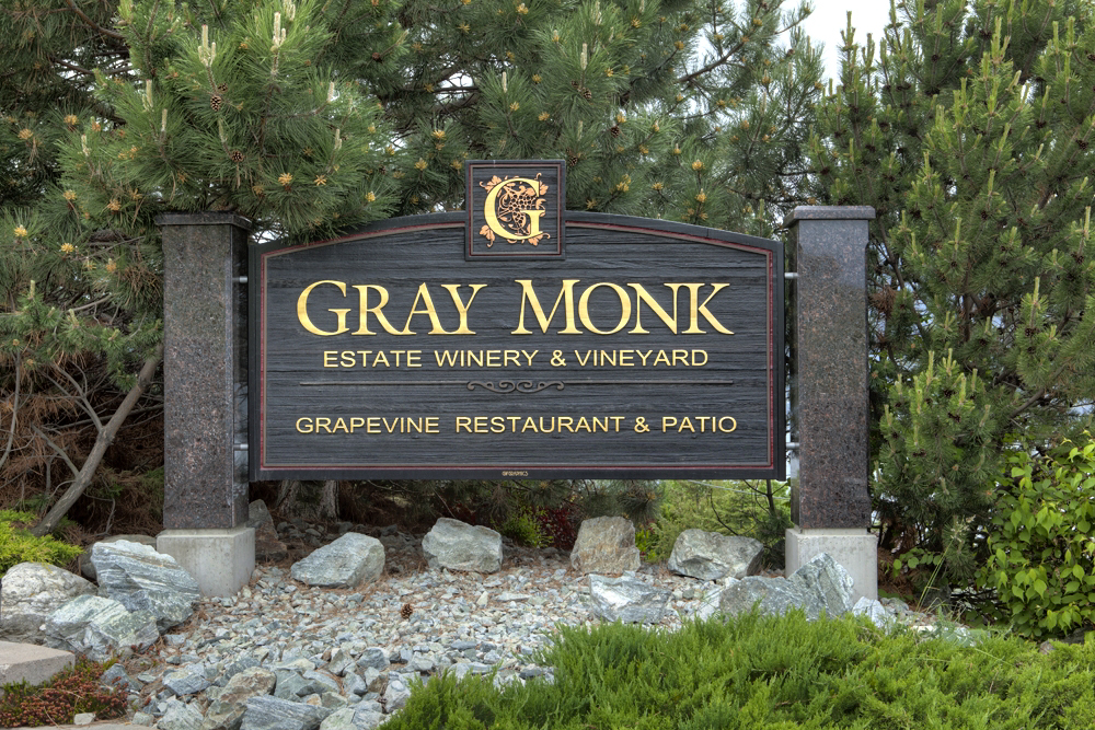 Gray Monk Estate Winery