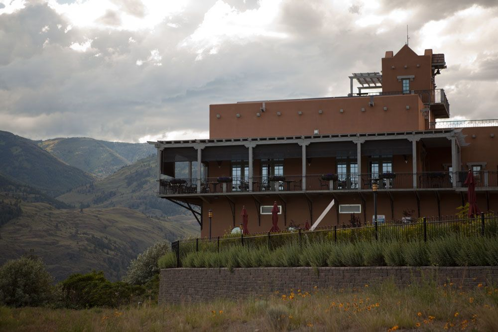 Burrowing Owl Estate Winery 100 Burrowing Owl Place
