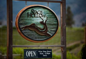 "Stag""s Hollow Winery"